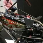 東京モーターサイクルショー 2013 船橋オートレース AR600 タンク