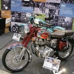 東京モーターサイクルショー 2013 ロイヤルエンフィールド Classic Chrome 500 Efi