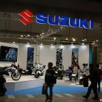 東京モーターサイクルショー 2013 Suzuki ブース
