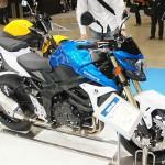 東京モーターサイクルショー 2013 Suzuki GSR750 ABSモデル