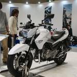 東京モーターサイクルショー 2013 Suzuki GSR250