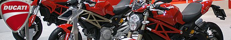 東京モーターサイクルショー 2013 Ducati