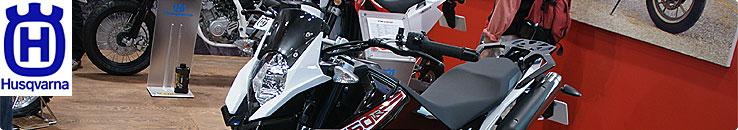 東京モーターサイクルショー 2013 ハスクバーナ