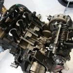 三気筒エンジン