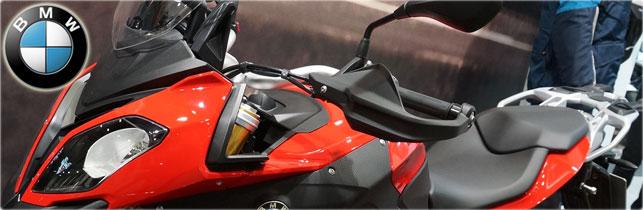 第42回 東京モーターサイクルショー BMW ブース