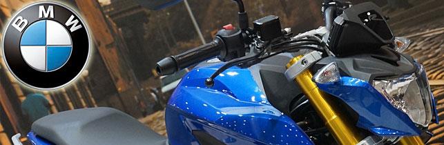 第43回 東京モーターサイクルショー BMW ブース