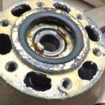 ドゥカティ 900SS ドゥオーモ DUOMO マグネシウムホイール セット