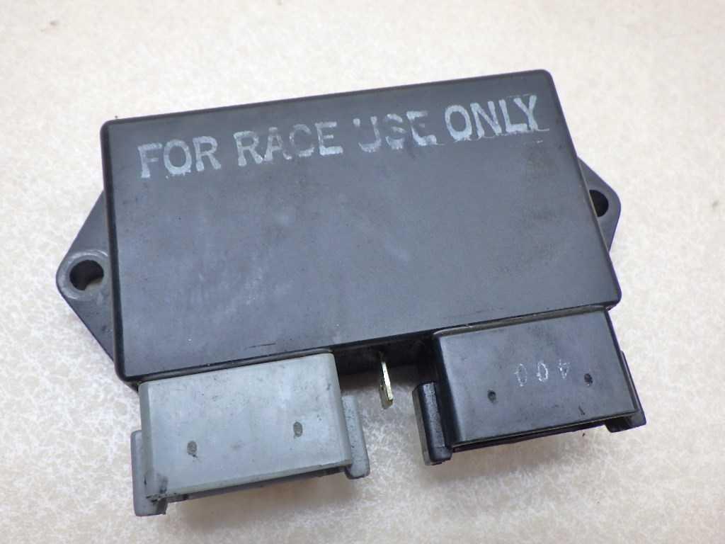Buell XB12SS レース用ECM レースモジュール ECU イグナイター 送料無料