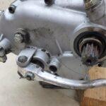Moto Guzzi 1100Sport トランスミッション