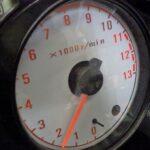 カワサキ ZZR1400 スピードメーター