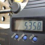 スズキ GSX1300R 隼 ブレンボ フロントブレーキディスク 左右セット