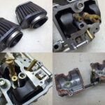 Bimota DB2 ミクニ TMR 40㎜ キャブレター