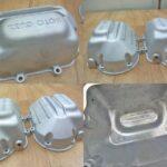 Moto Guzzi LeMans 1 850 ラウンドヘッドカバー