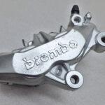Ducati 999S Brembo 4pot キャリパー 左右セット