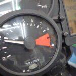 BMW F650GS ツイン タコメーター