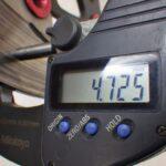 ドゥカティ モンスター1100 Sunstar フロントブレーキディスク 左右セット