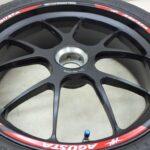 MV Agusta Brutale 1078 RR Rear Wheel