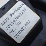 ドゥカティ 1199 パニガーレ ECU