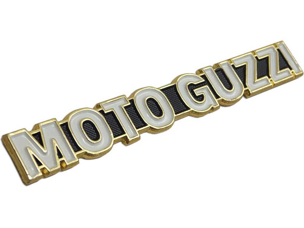 Moto Guzzi  テールカウル エンブレム