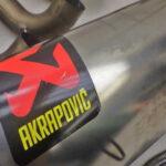ホンダ CBR1000RR アクラポヴィッチ フルエキゾーストマフラー