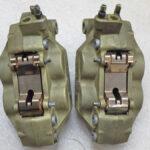 ドゥカティ モンスターS4 ブレンボ フロントブレーキキャリパー 左右セット 送料無料