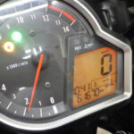ホンダ CBR1000RR メーター