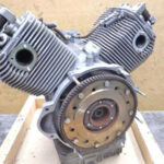 モトグッチ カリフォルニア1100 エンジン 送料無料