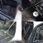 BMW R1200R パニアケース 左右セット 動研リッド装着
