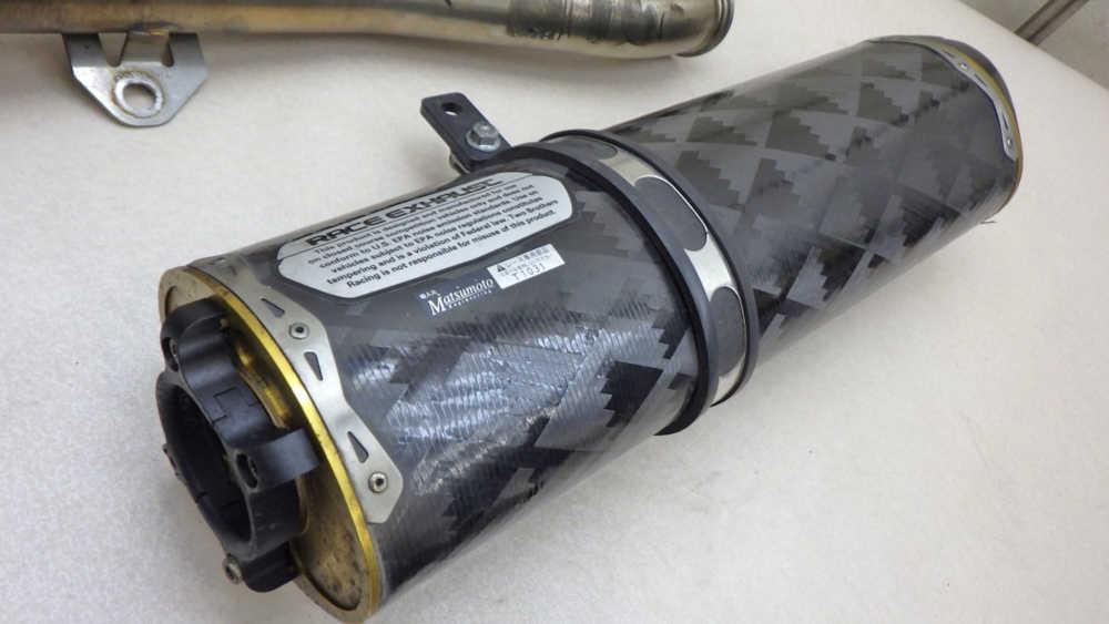 カワサキ 1400GTR コンコース ツーブラザーズレーシング サイレンサー