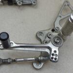 KTM 990 スーパーデューク ベビーフェイス バックステップ 送料無料