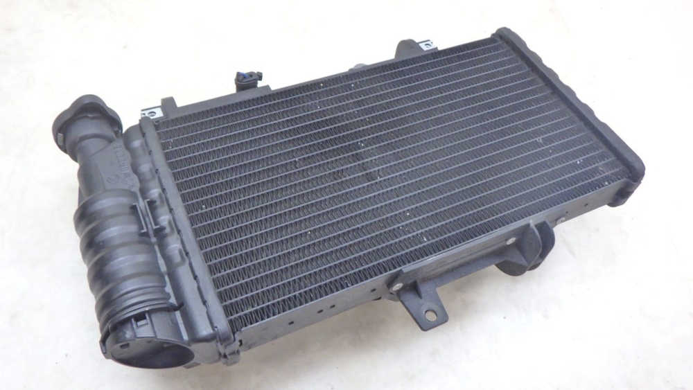 BMW F800R ラジエーター ファン付属