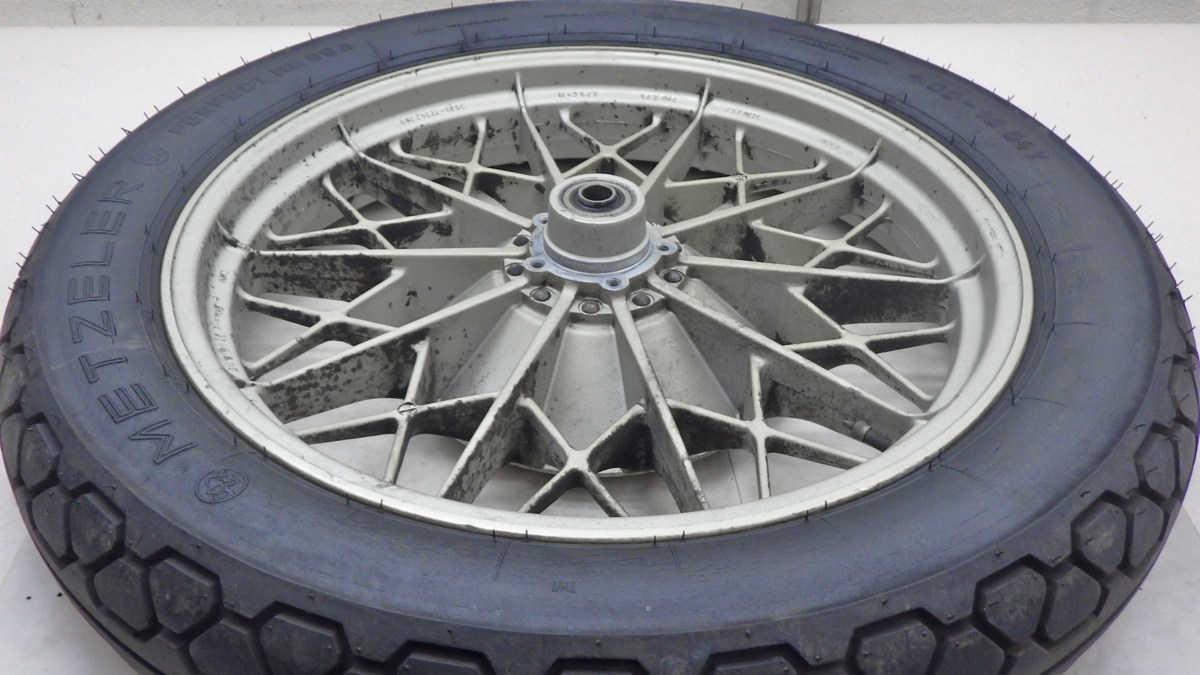 BMW R100RS ツイン リアホイール