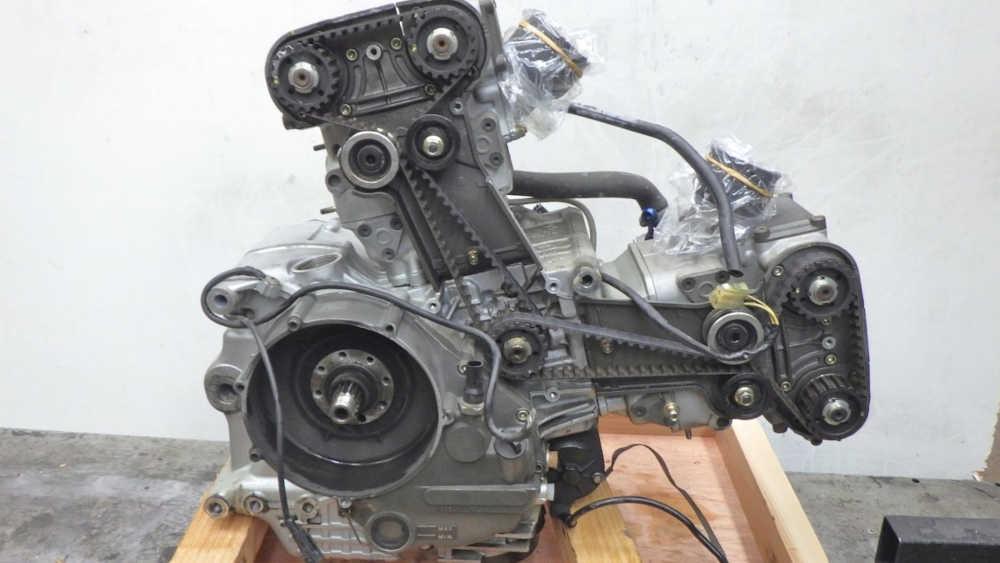 ドゥカティ 996 モノポスト エンジン