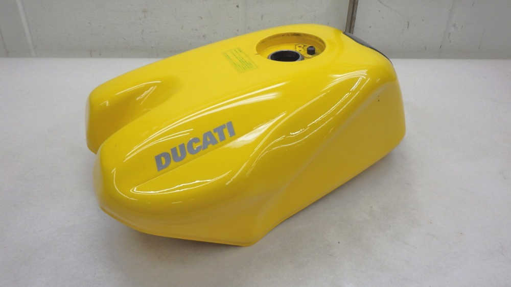 ドゥカティ 996 モノポスト ガソリンタンク 送料無料