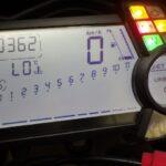 ドゥカティ ムルティストラーダ 1200S メーターパネル