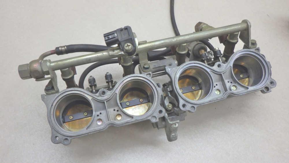 ホンダ CBR1000RR スロットルボディ