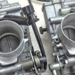 BMW R100RS モノレバー FCR 37mm キャブレター